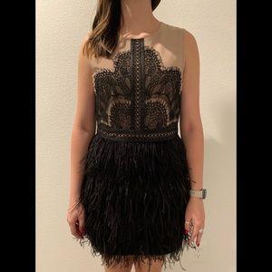 Gianni Bini Black cocktail dress